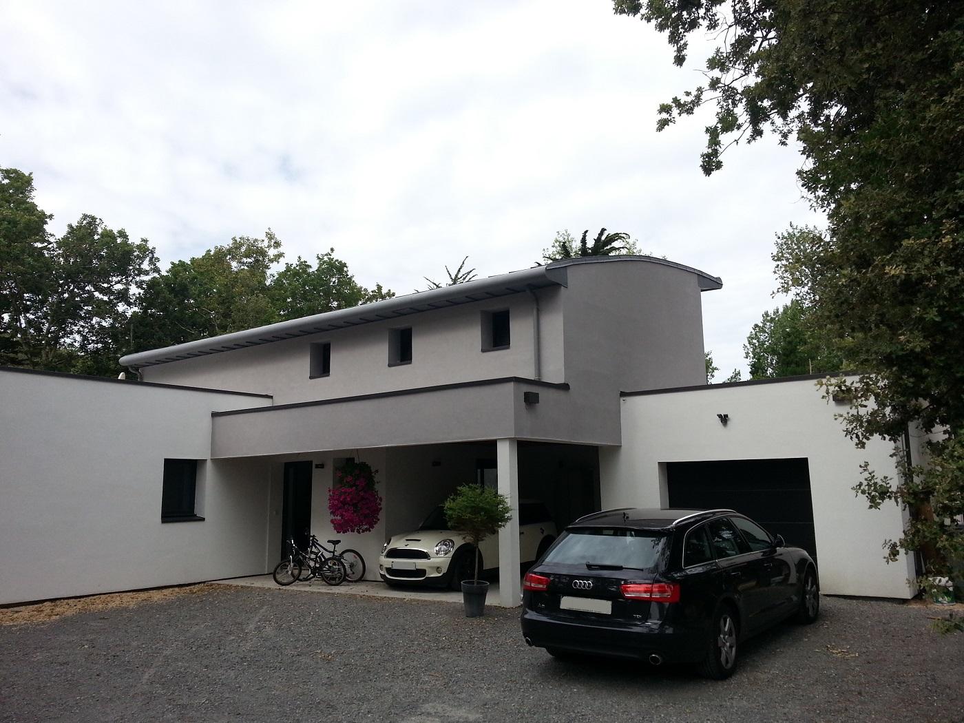 Cerbat olivier voisin construction d une maison individuelle saint hilaire de riez for Entreprise construction maison individuelle