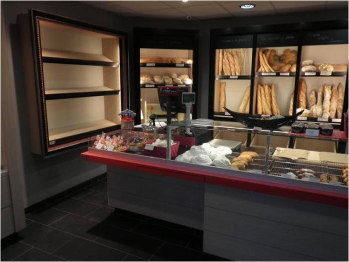 Cerbat Olivier Voisin Amenagement Interieur Boulangerie Labo